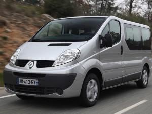 Renault Traffic Passenger